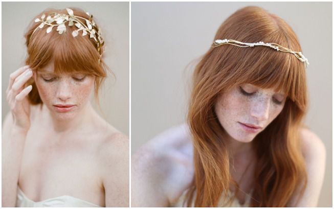 Twig & Honey | Gold Headpieces