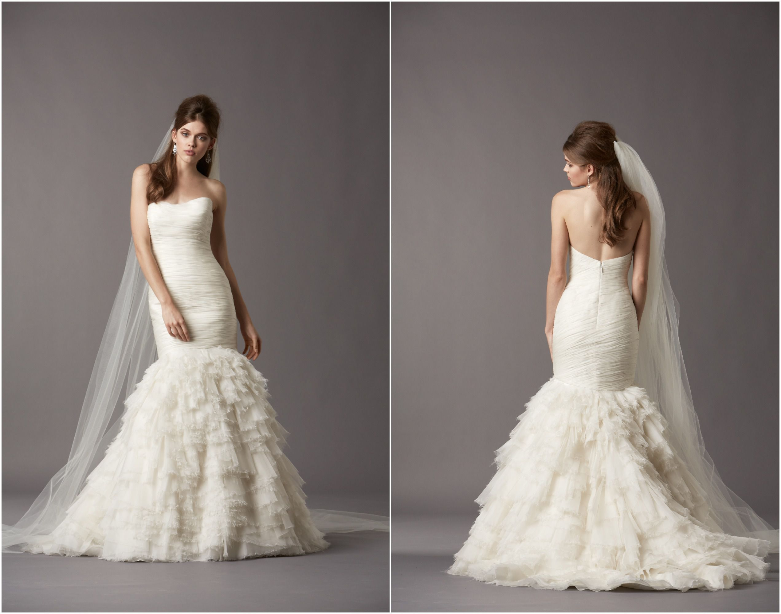 Watters Fall 2013 Collection - Rustic Wedding Chic