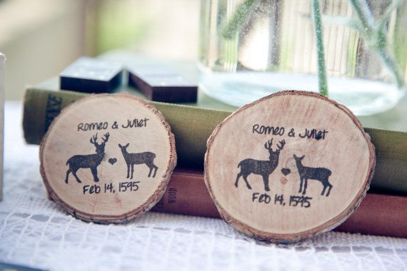 Where to buy wood save the dates