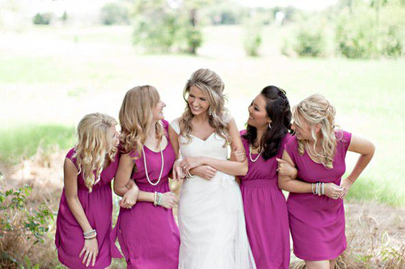 Texas Rustic Chic Wedding
