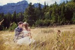 Rustic Wedding In Canada