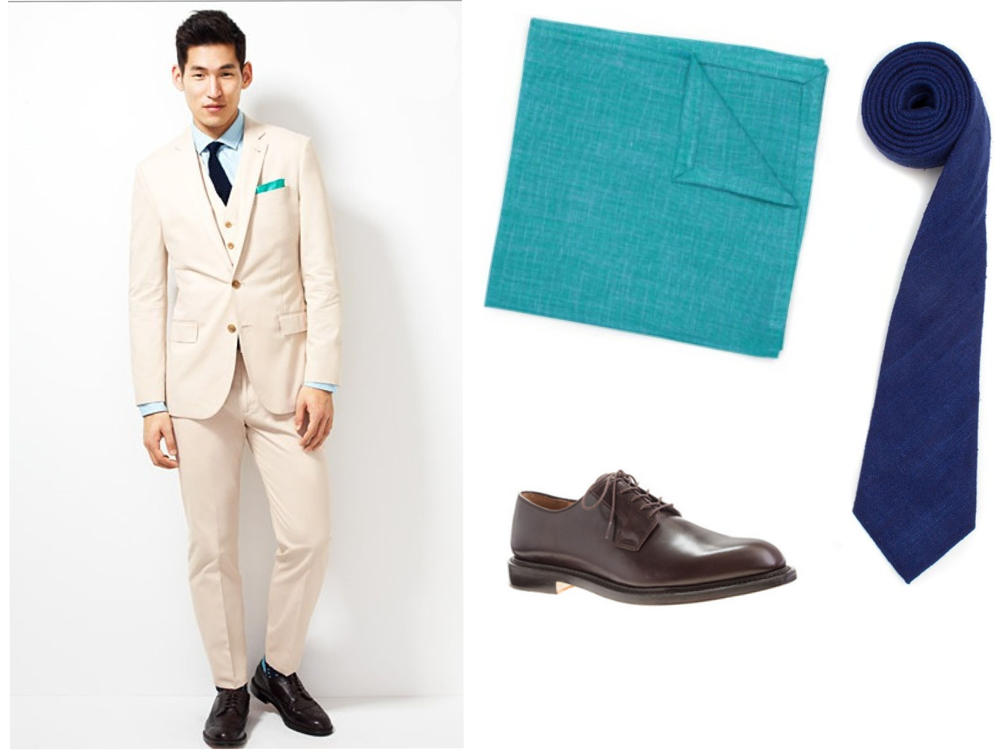 Finding The Right Outfit For The Groom - Rustic Wedding Chic
