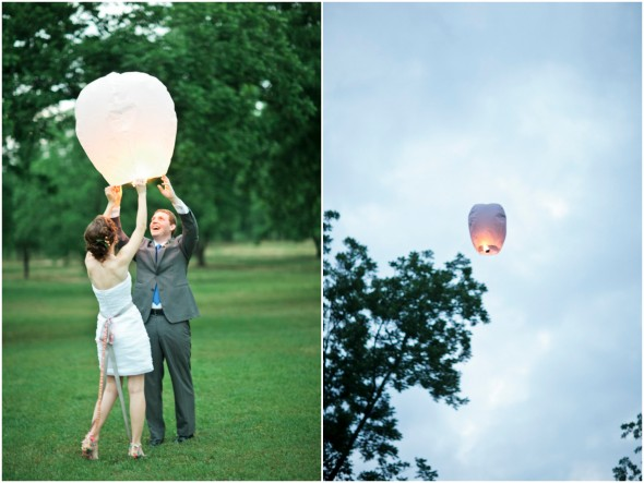 Air Lanterns For Wedding