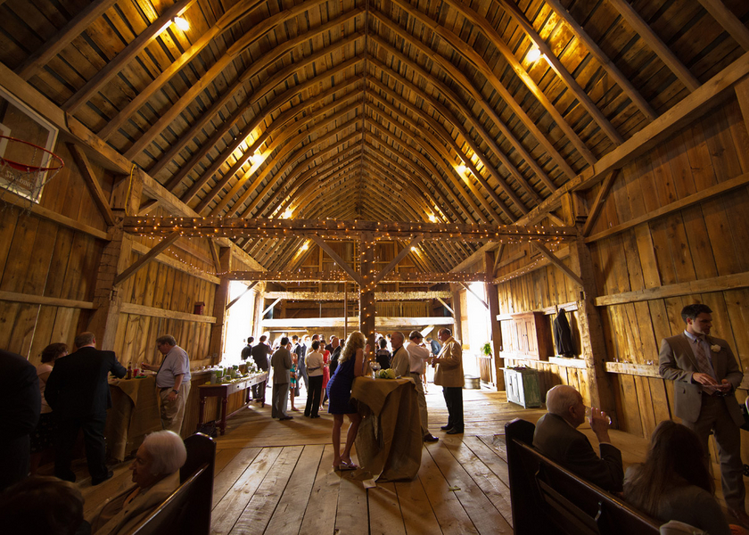 Ann Arbor Country Barn Wedding Rustic Wedding Chic