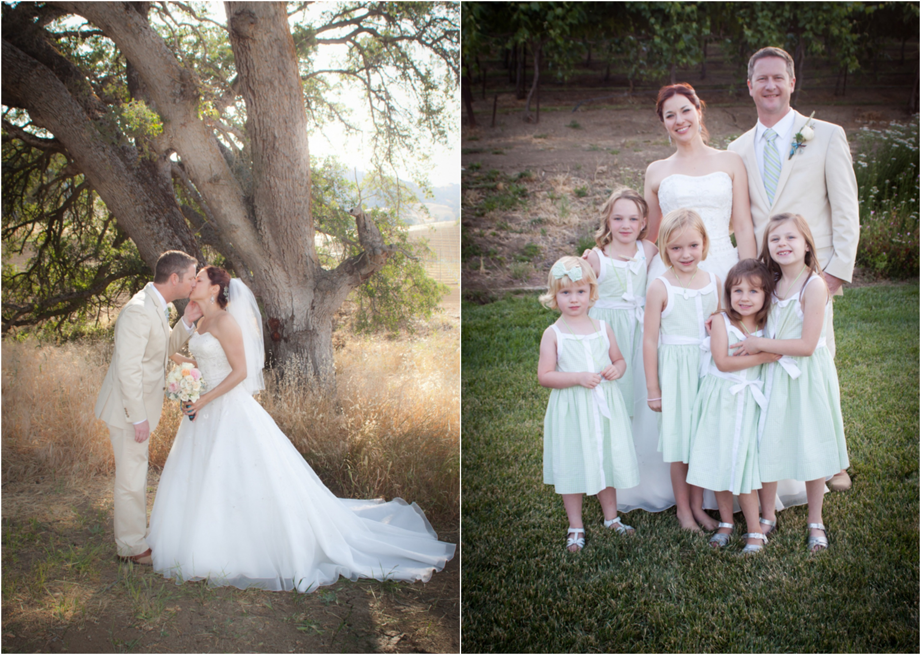 California Country Chic Wedding At Taber Ranch - Rustic ... - photo#9