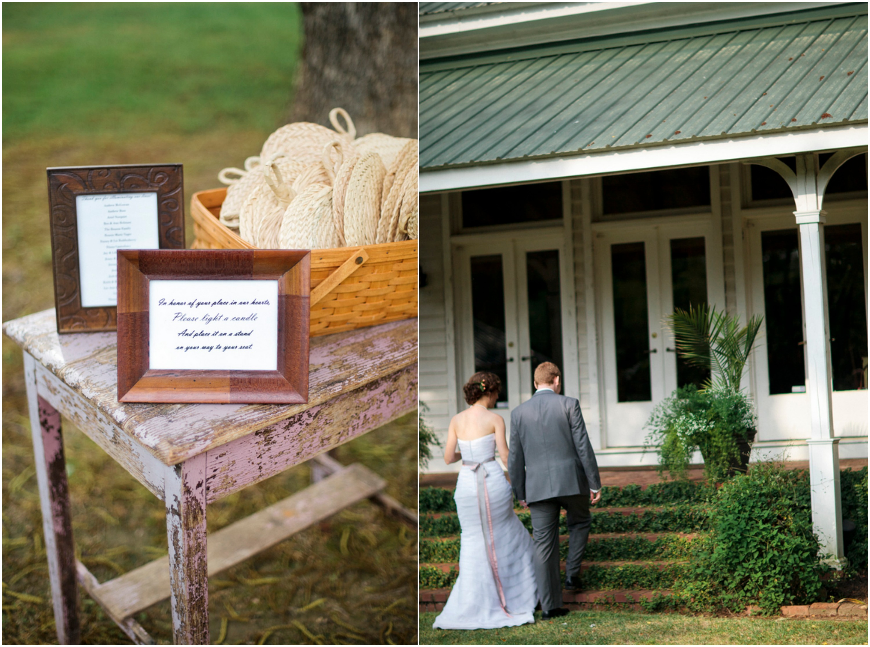 Outdoor Southern Rustic Wedding