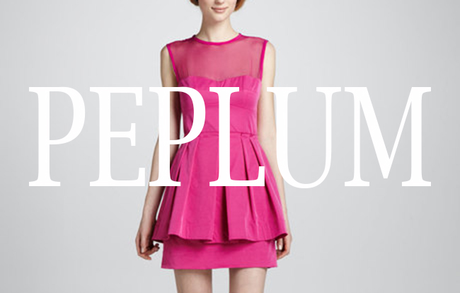 What to wear to a country wedding peplum dresses for Peplum dresses for weddings