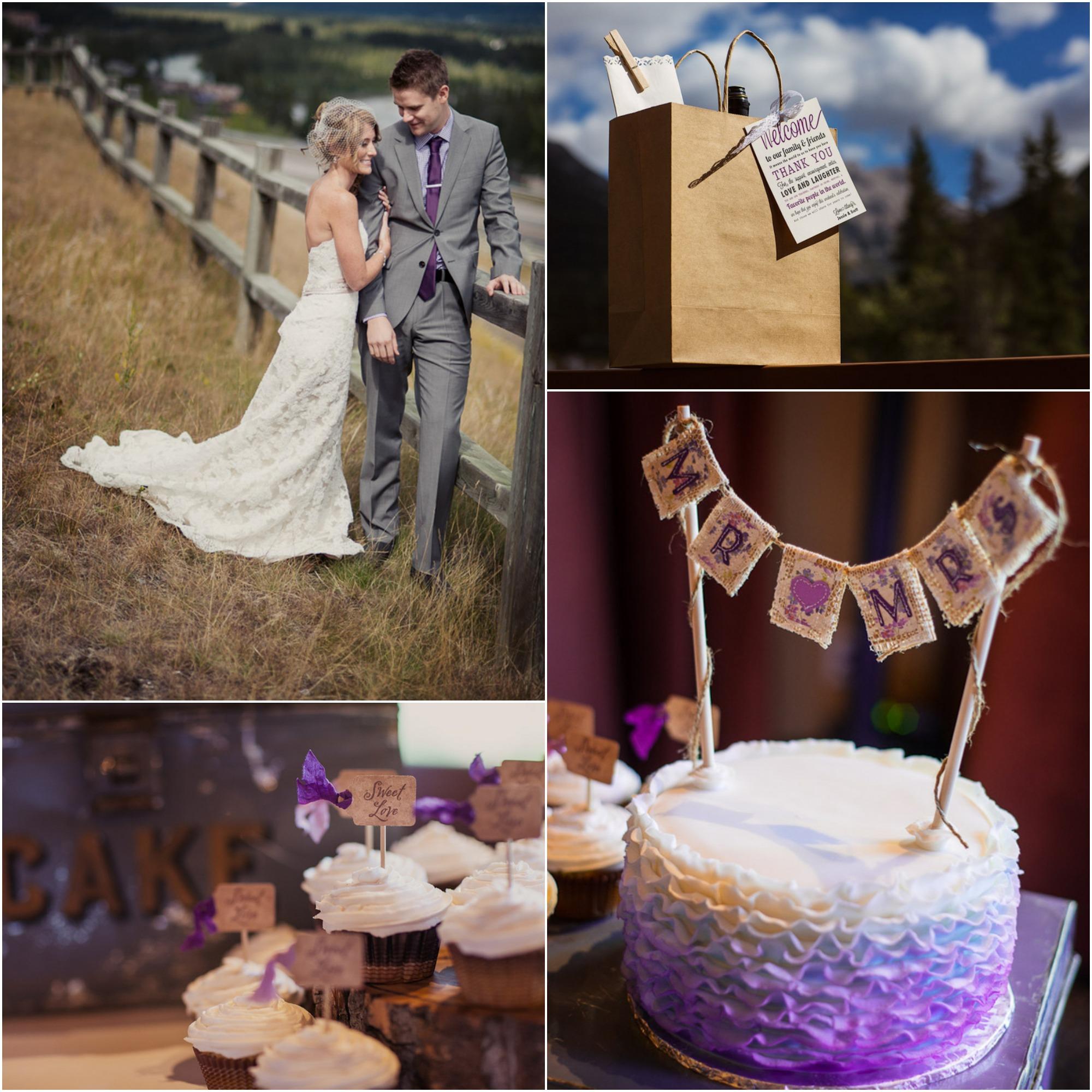 Wedding: Rustic Wedding In Canada