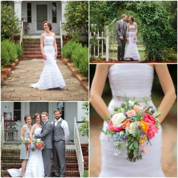 Rustic And Elegant Wedding