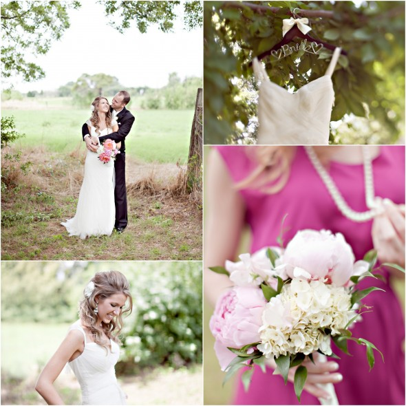 Rustic Country Wedding Elegant Style