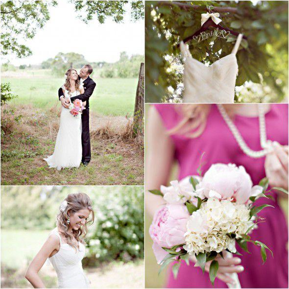 Rustic Country Wedding Elegant Style