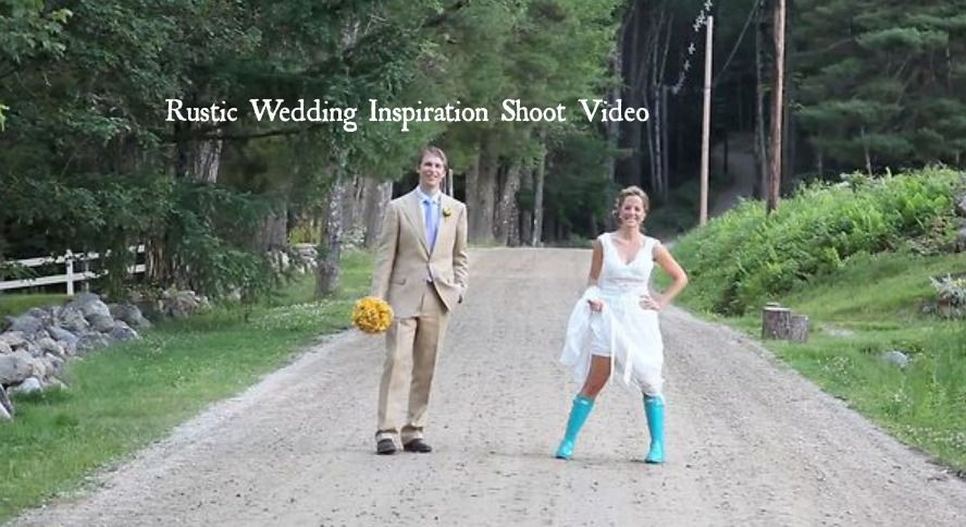 Video on how to put together a country wedding