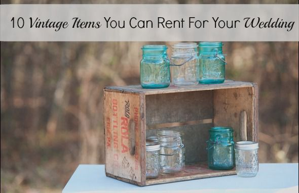 vintage-items-to-rent-for-a-wedding