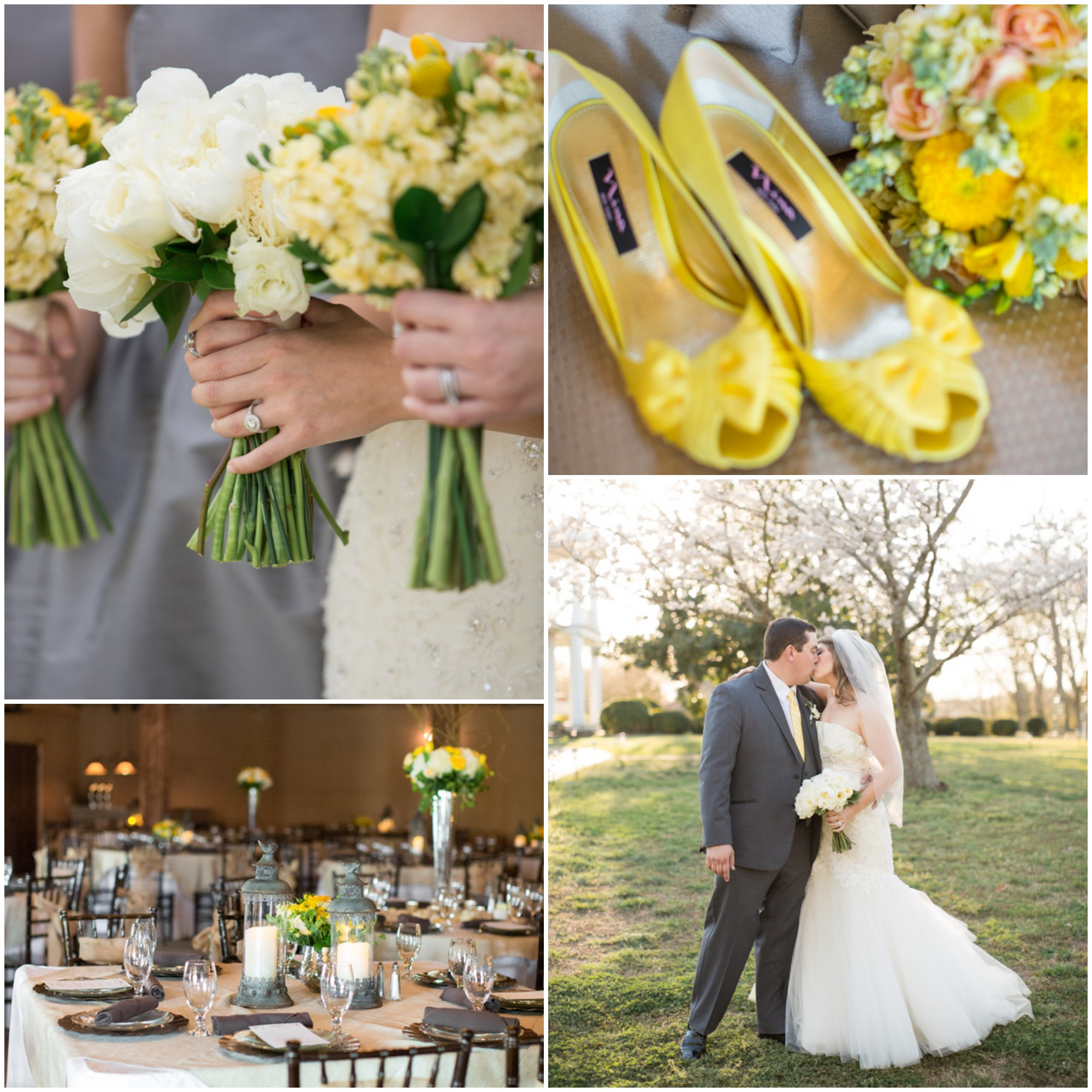 Country Yellow Themed Wedding Rustic Wedding Chic