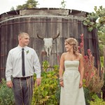 Ranch Style California Wedding
