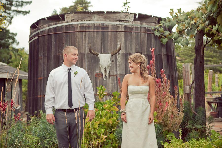 Ranch Style California Wedding
