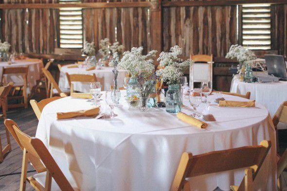 Barn Country Wedding
