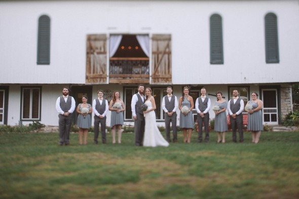 Barn Wedding In Ohio