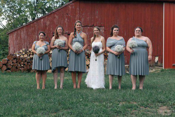Ohio Barn Wedding