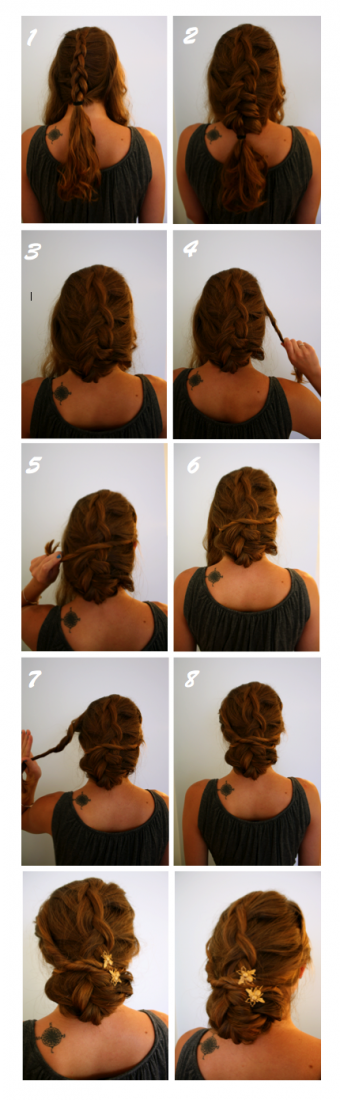 hairstyle for a rustic wedding rustic wedding chic