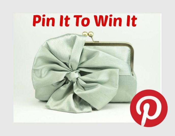 Win a clutch bag