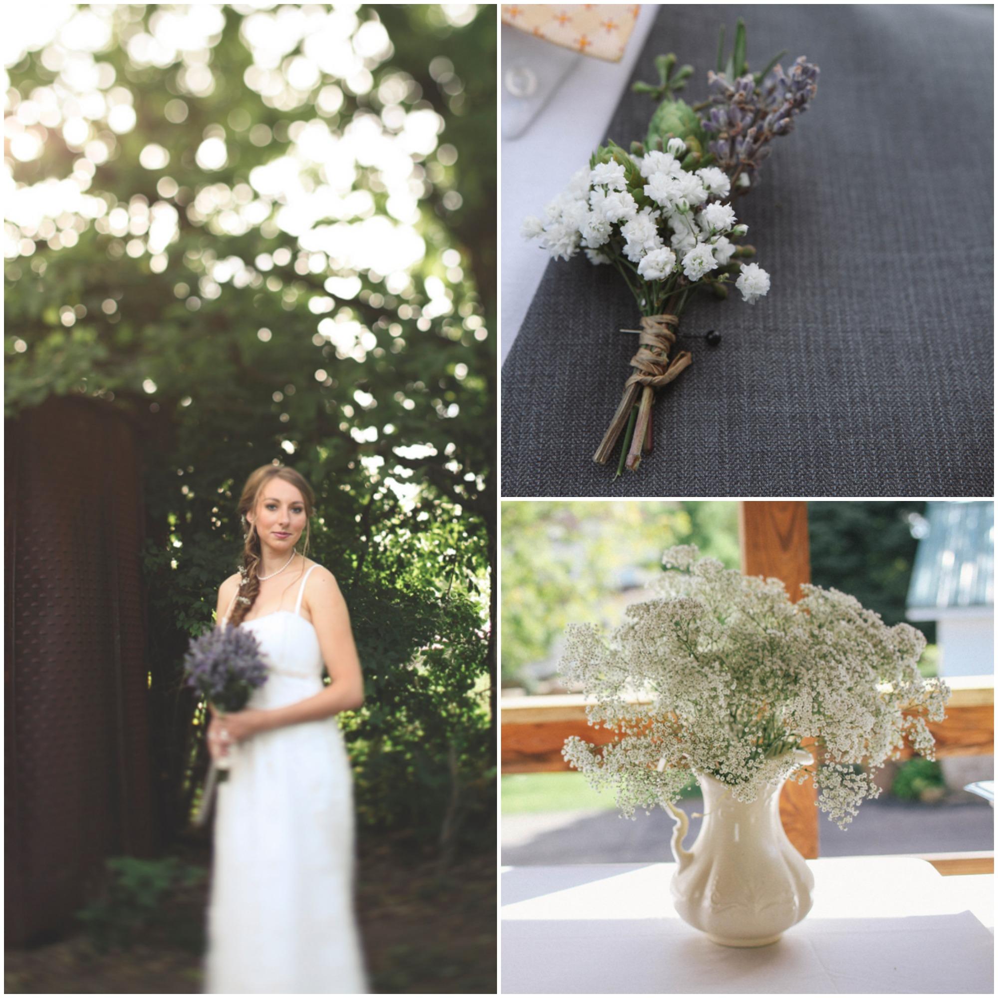 Rustic Wedding Chic: Barn Wedding In Ohio- Rustic Wedding Chic
