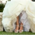 Rustic White Wedding