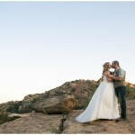 California Desert Rose Wedding