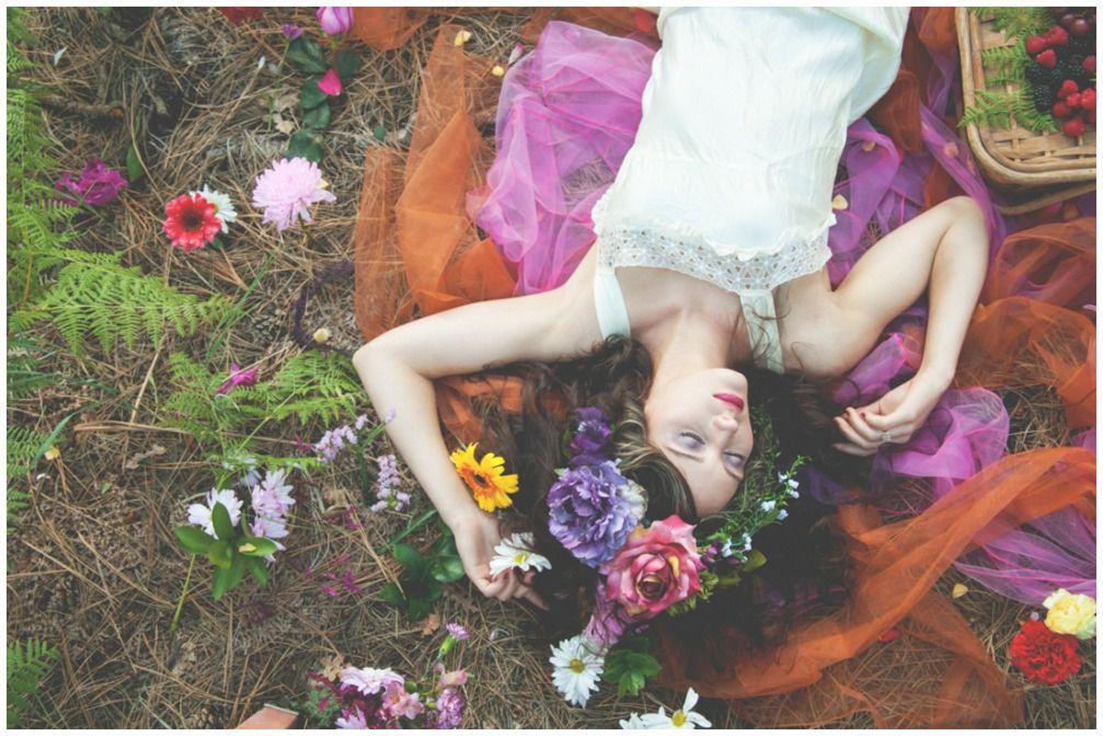 Deep Forrest Wedding Inspiration
