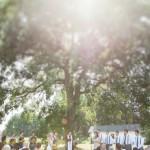 Wisconsin Farm Wedding