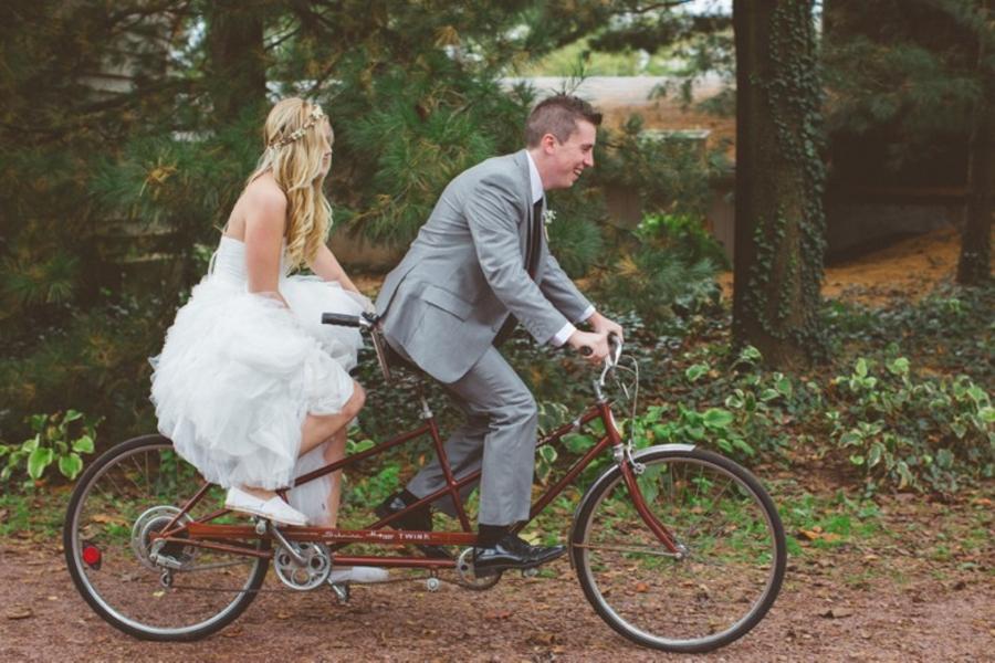 Woodland Barn Wedding