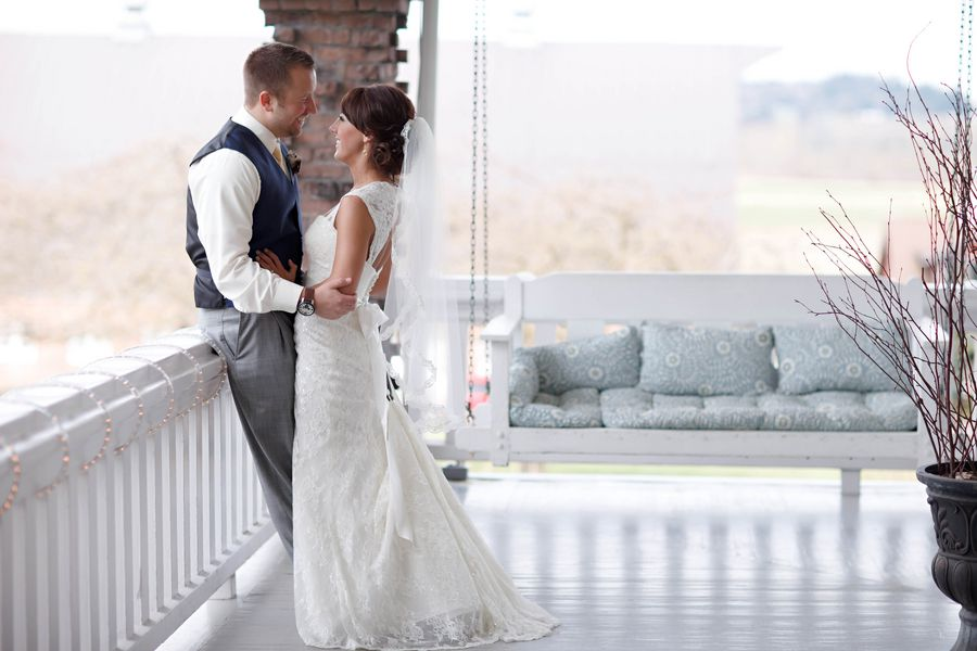 Elegant Country Wedding