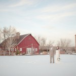 Rustic Wedding In Winter