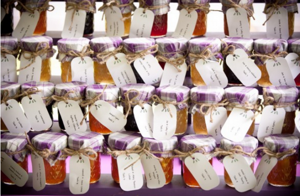 The 10 best rustic wedding favors
