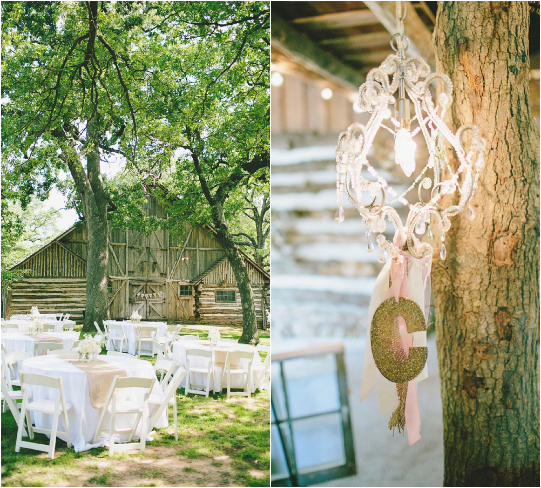 Southern Barn Wedding At Vive Le Ranch