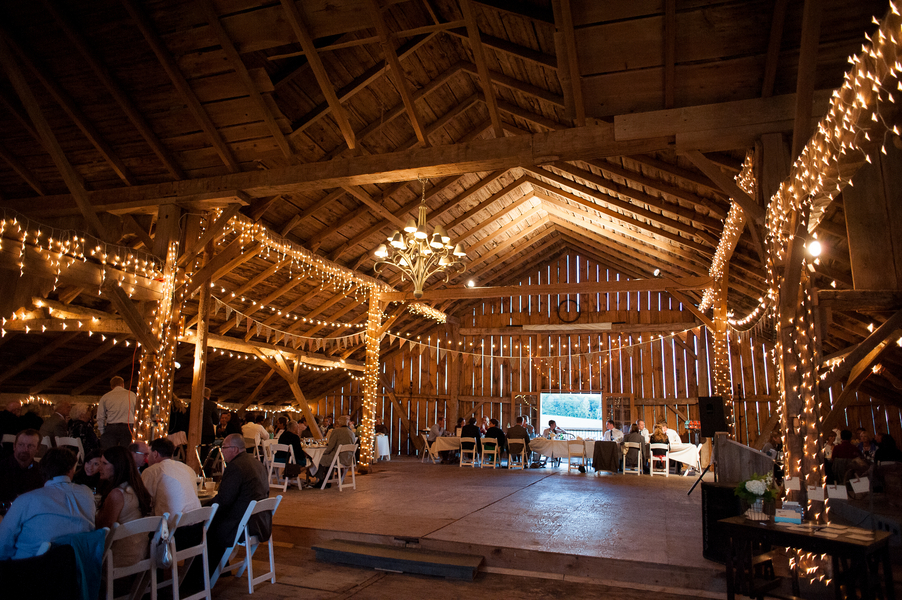 Canadian Barn Wedding