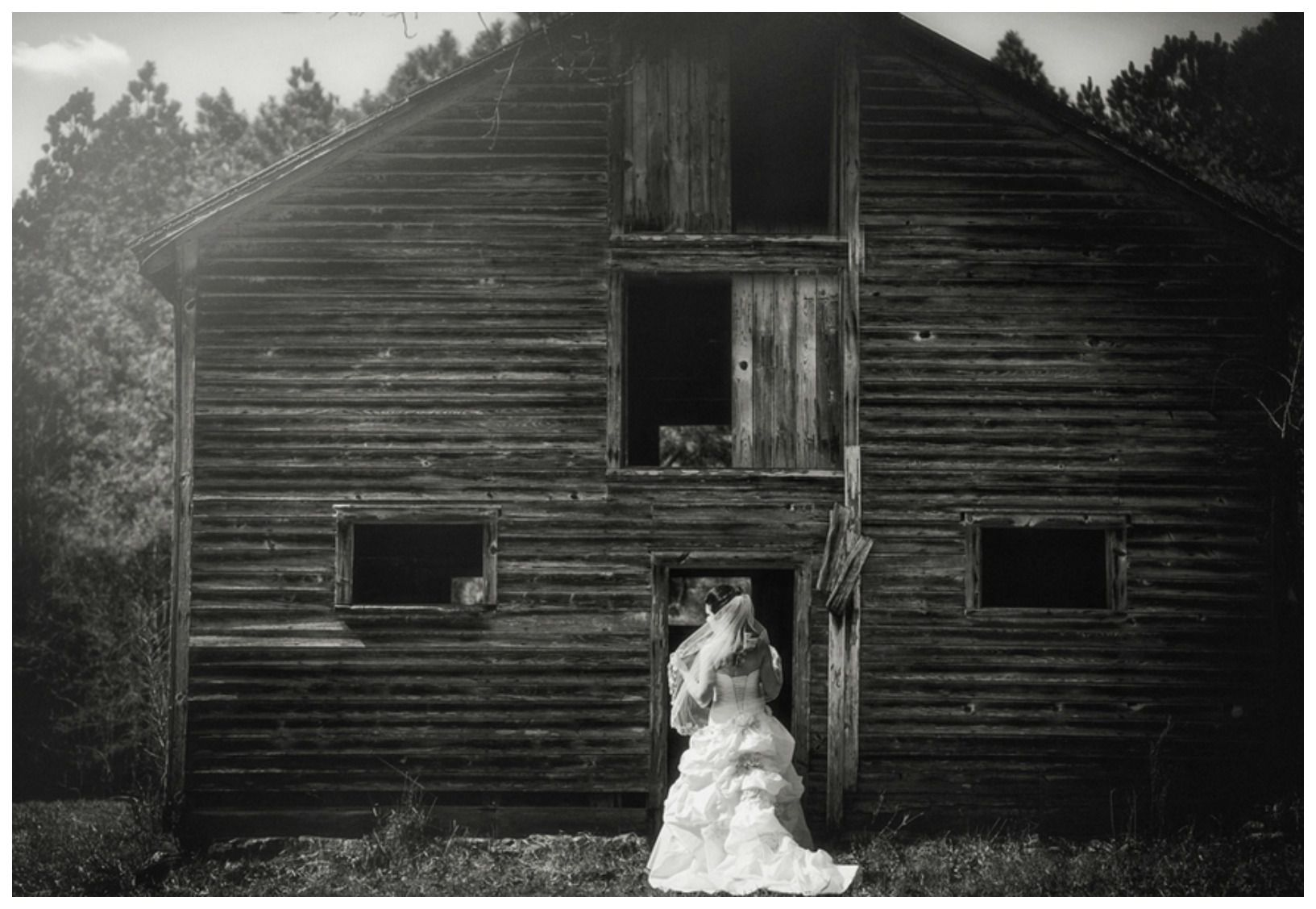 Country Ranch Wedding Inspiration