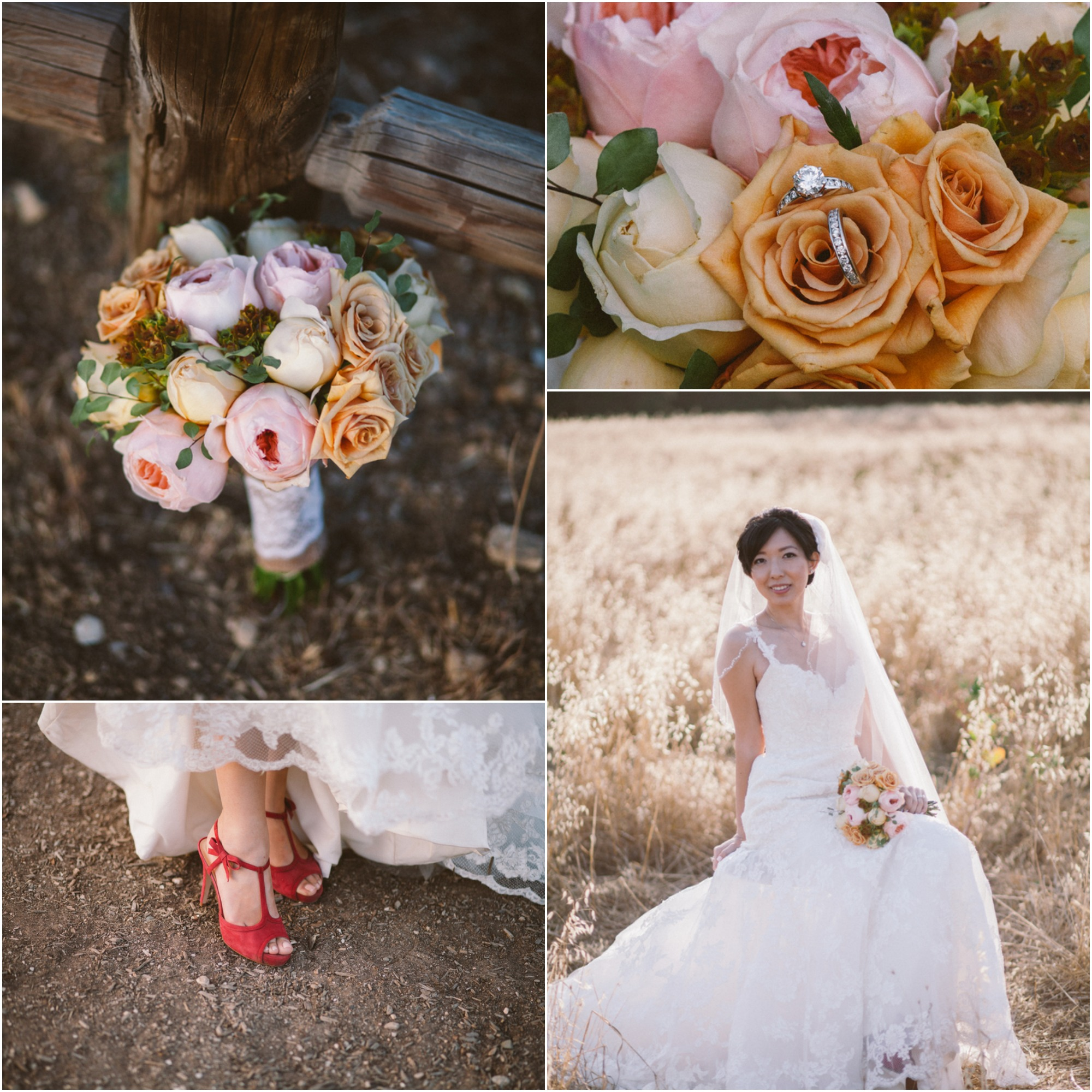 Country Chic Bridal Session