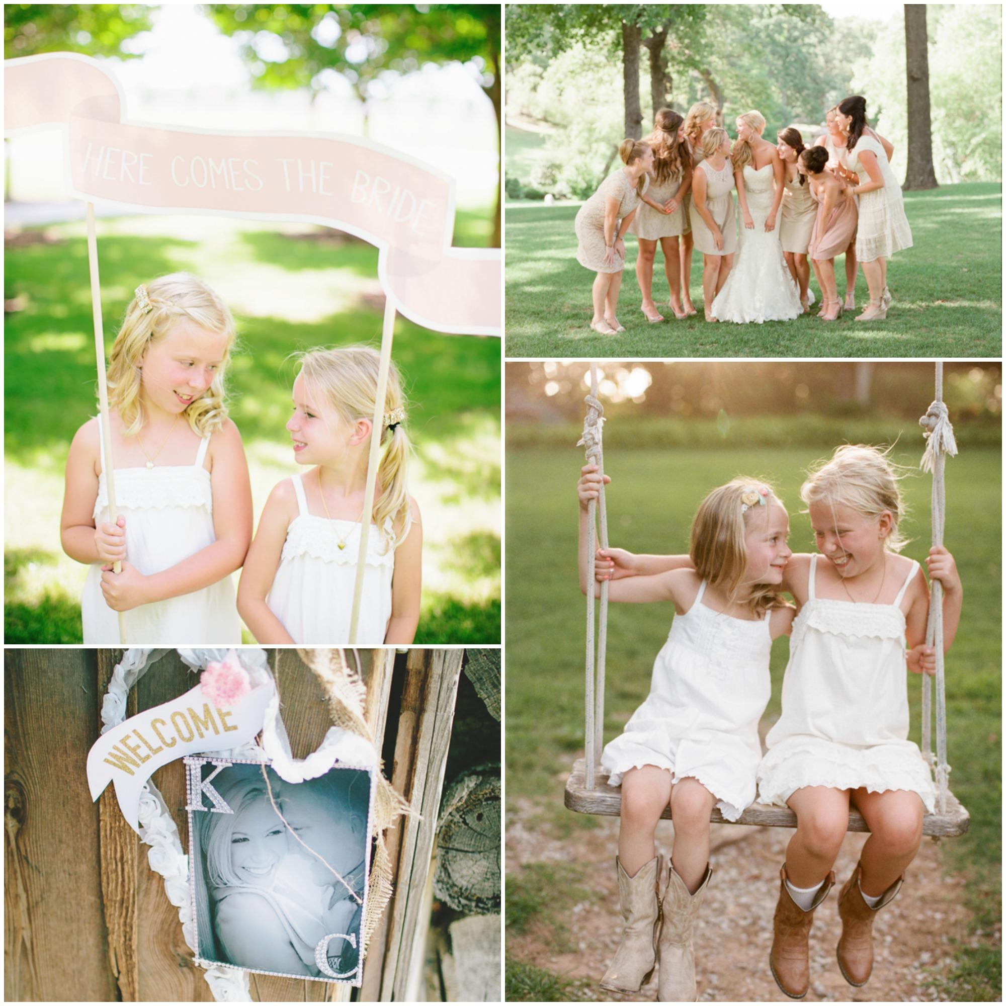 Southern Barn Wedding At Vive Le Ranch Rustic Wedding Chic | Kumpulan ...