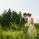 Farm Wedding In The Country