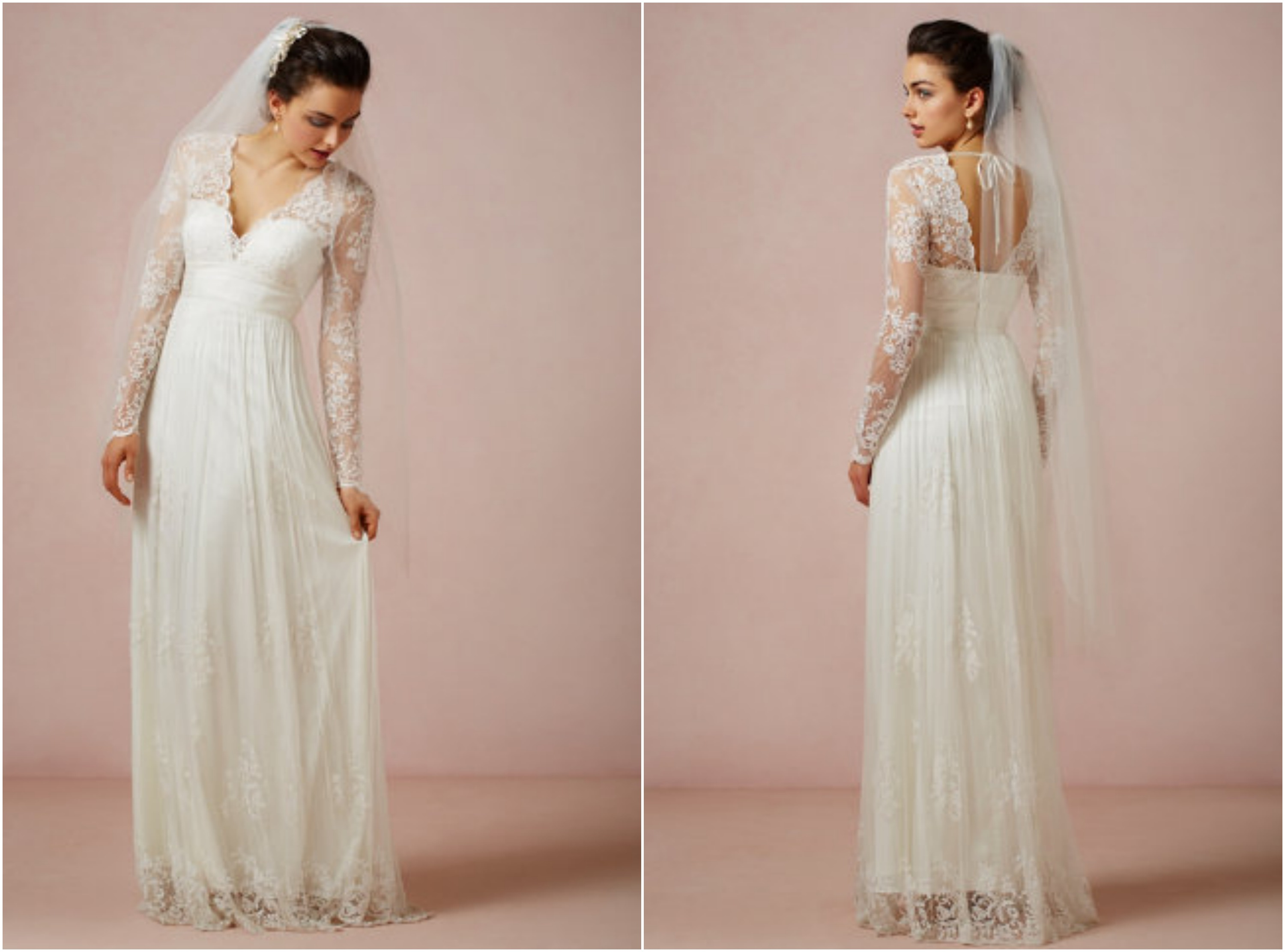 rustic wedding dresses with sleeves lace country wedding dresses Rustic Wedding Dresses With Sleeves 83