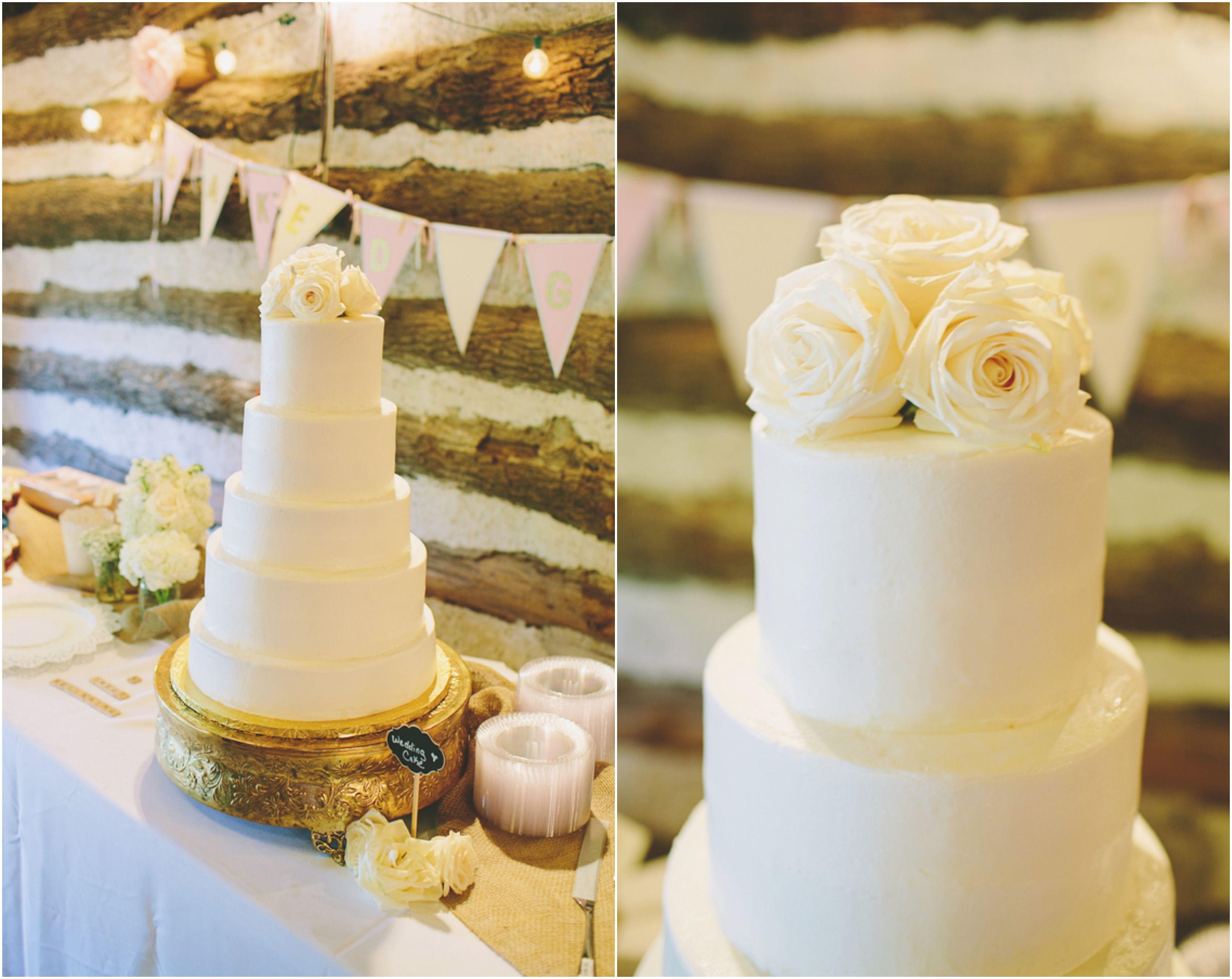 Southern Barn Wedding At Vive Le Ranch - Rustic Wedding Chic