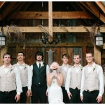 Vintage Chapel Wedding