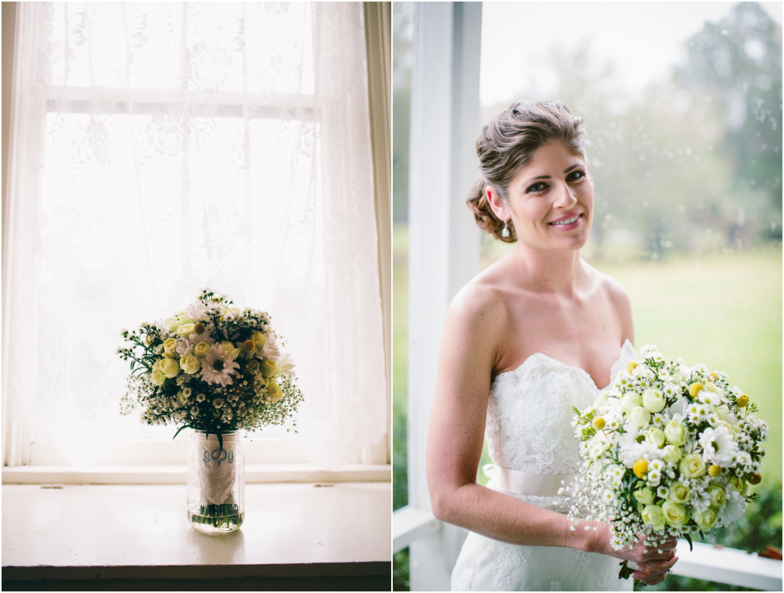 Yellow Themed Country Wedding - Rustic Wedding Chic