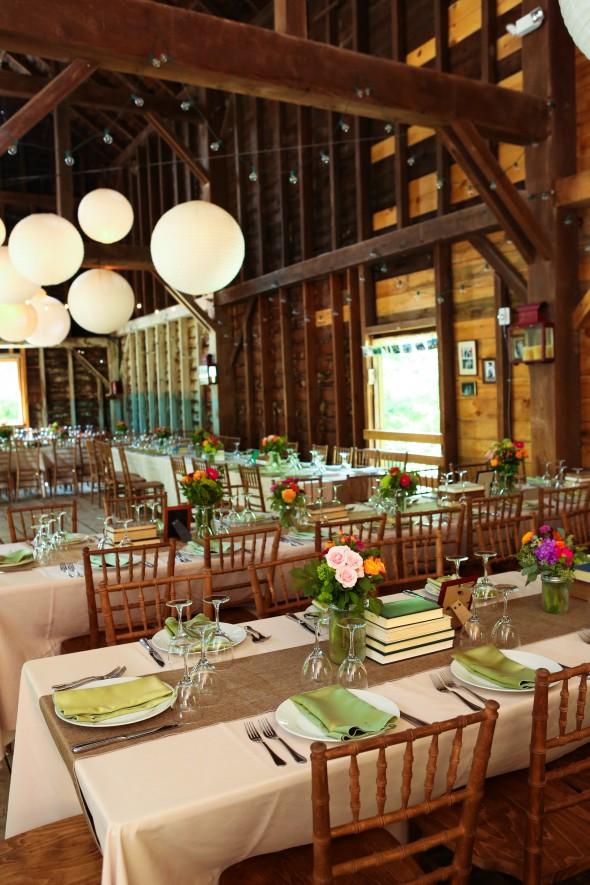 Hudson Valley NY Barn Wedding - Rustic Wedding Chic