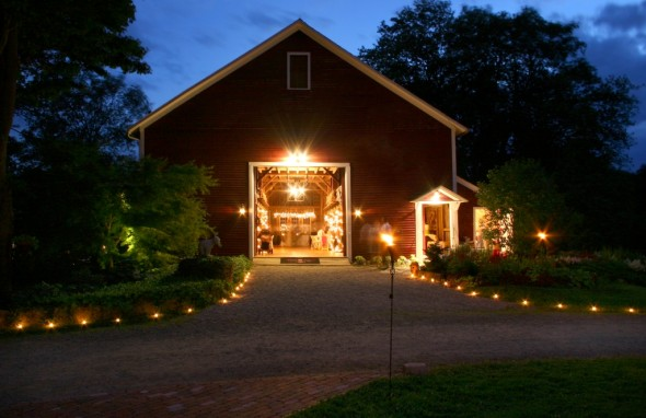 CT Barn Wedding Location