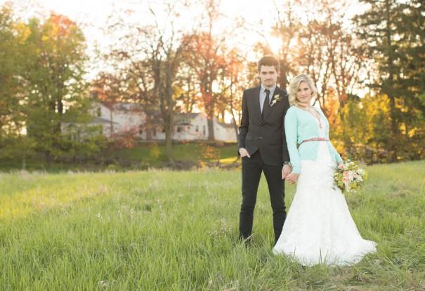 Blue & Pink Wedding Inspiration