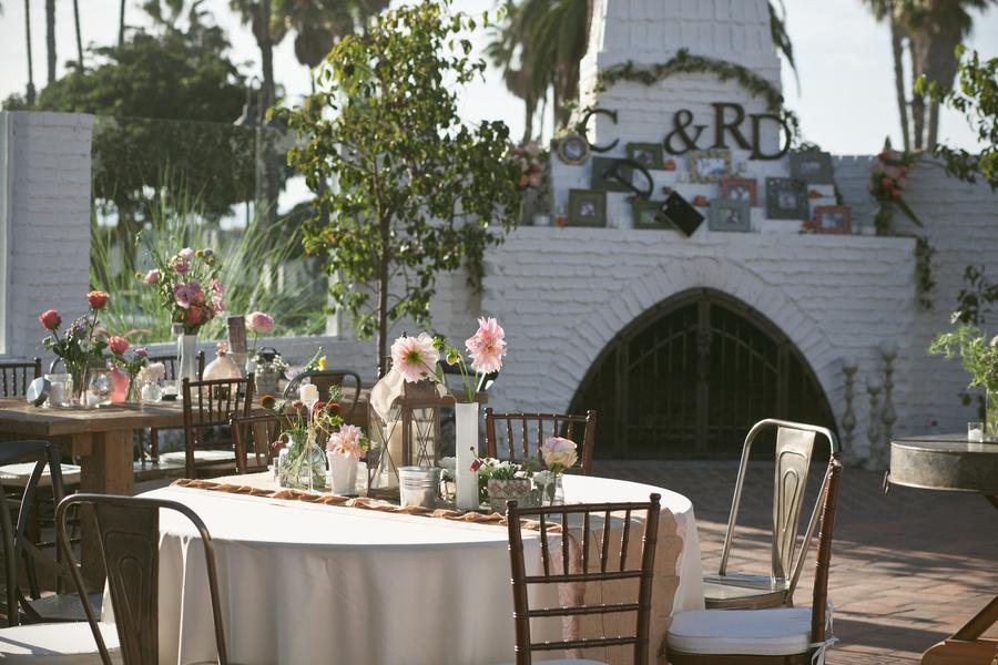 Vintage Wedding California