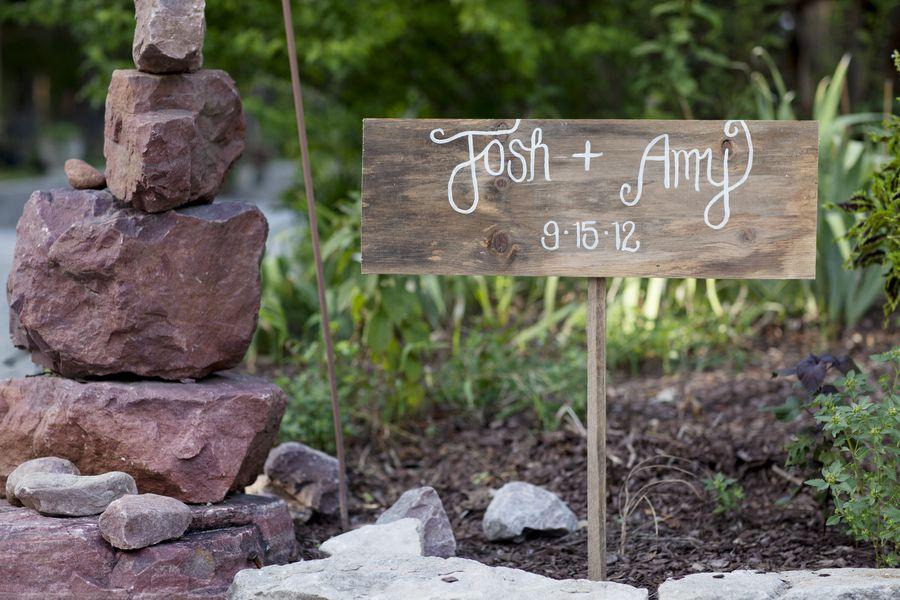Missouri Barn Wedding - Rustic Wedding Chic