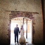 Southern Rustic Urban Wedding